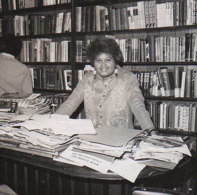Mayme Clayton